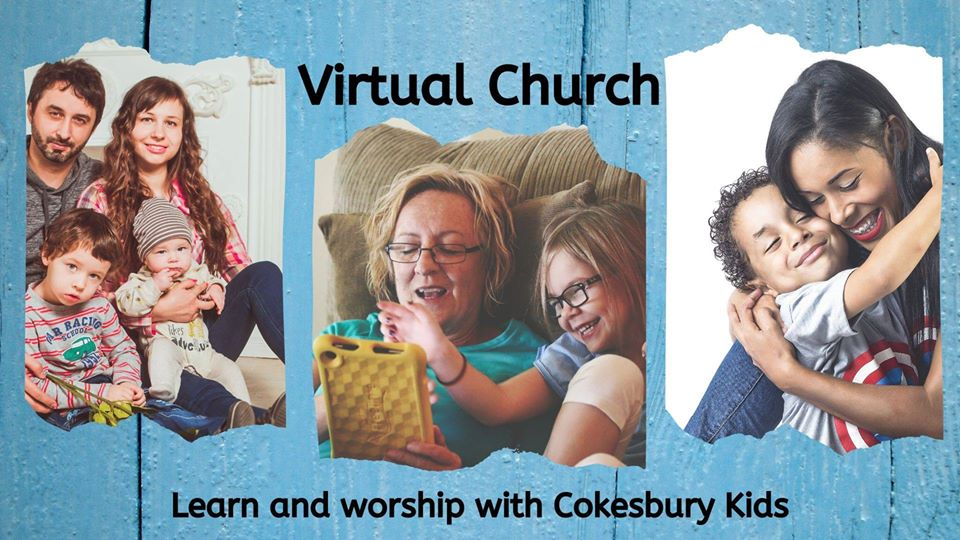 Cokesbury Kids Virtual Church
